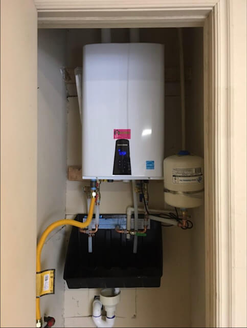 Tankless Water Heater Company in Owasso, OK